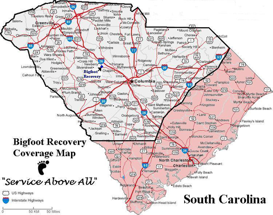 Sc Zip Code South Carolina Zip Code Look At The State Zip